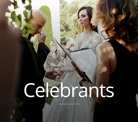 Find wedding celebrants in Brisbane, Sydney, Melbourne, Adelaide and Perth using Australia's wedding directory, Wedding Match.